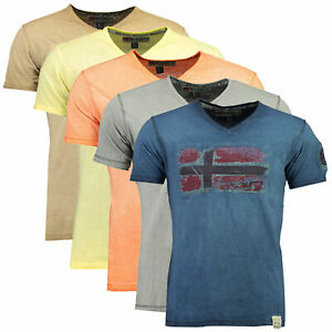 T-shirt-Maniche-Corte-Short-Sleeves-JACOBIN-men-GEOGRAPHICAL-NORWAY-Uomo-Men-SQ0