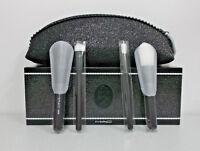 Mac Cosmetics Keepsakes Brush Set W/ Makeup Case 127se, 128se, 235se, 234se