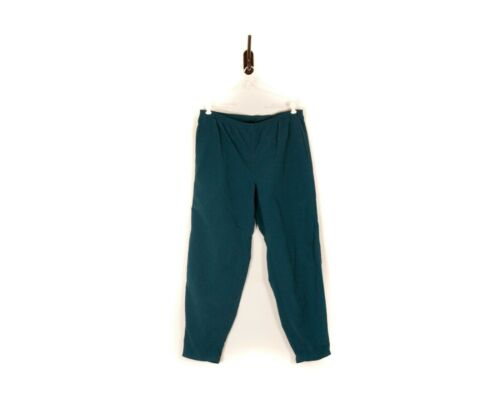 Patagonia Baggies Pants Large Y2K Teal Vintage Rar