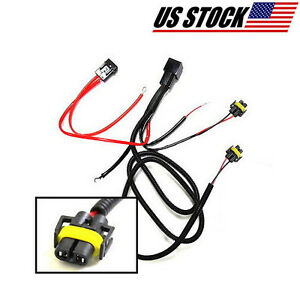 h11 880 relay wiring wire harness conversion kit for fog lights hid xenon led dr | ebay lifan pit bike wiring harness conversion auto wiring harness conversion kits #10