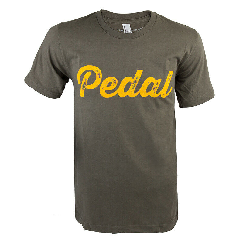 Dh Designs Pedal Clothing T-shirt Dhd Pedal Md Grn