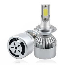 H11 CREE LED Headlight Kit 72W 16000LM Beam Bulbs 6500K Better HID  Xenon