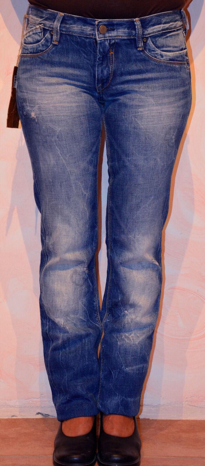 Jeans woman le TEMPS DES CERISES model KIM STORM Size W24 (34)   NEW