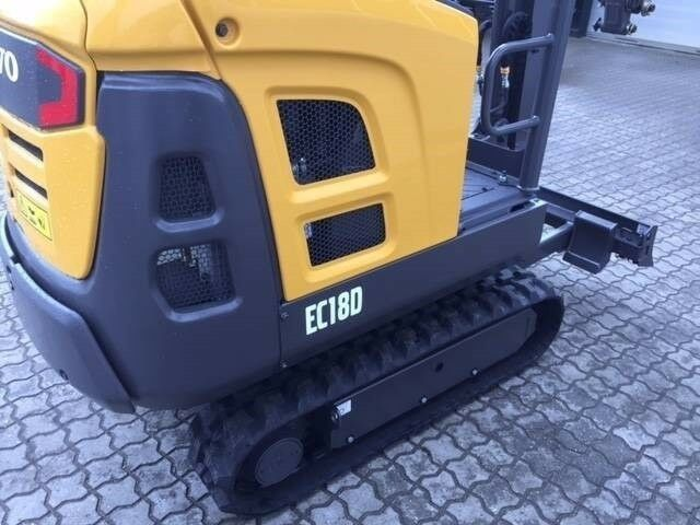 Andet, Volvo EC 18 D - Canopy