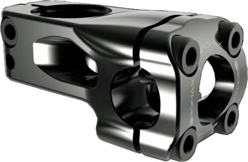 0 degree Black // Promax Banger 48mm Front Load Stem