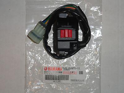New Yamaha Banshee Light Hi Low Run Stop Handle Bar Switch