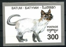 Batum Cat Imperf MNH M/S #A32180
