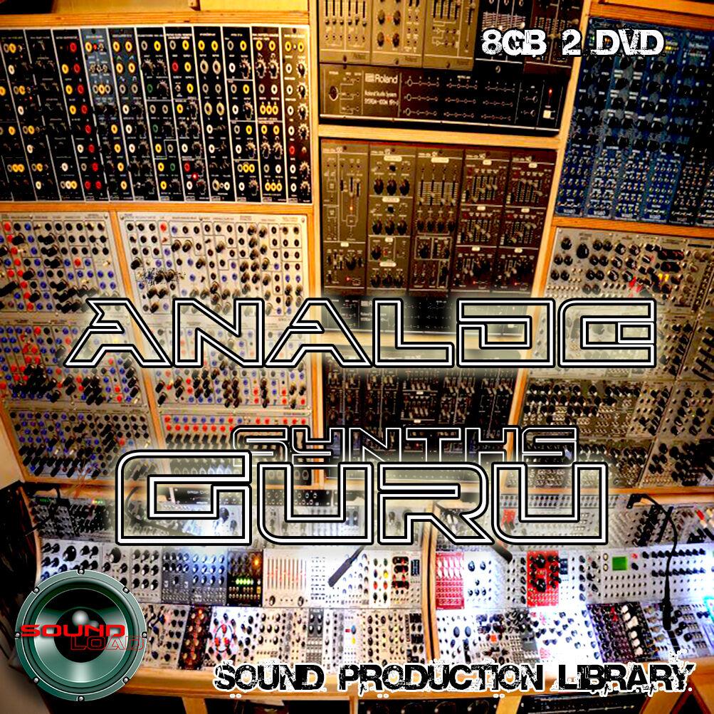 ANALOG SYNTH GURU - UNIQUE original Multi-Layer Studio