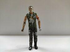 4pcs Lot Terminator Salvation Battle Damage JOHN CONNOR  Marcus T-700 skeleton