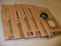 Kirby 6 Loose Paper Micron Magic Filter Bags W/belt. 197394 Fits Hii-early G10