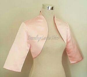 pink bolero shrug