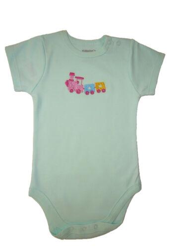 Baby Bodysuit Girl Train