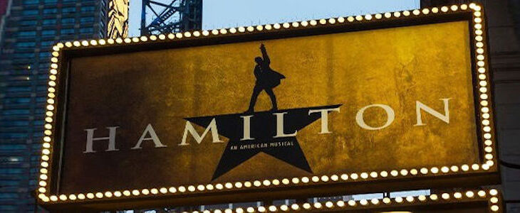 PARKING PASSES ONLY Hamilton Los Angeles Tickets (Evening Show)