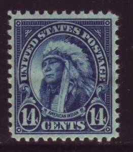695-AMERICAN-INDIAN-EXTRA-FINE-1-NEVER-HINGED-ORIGINAL-GUM-SCV-110