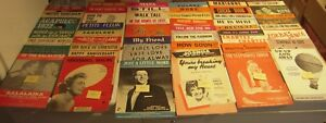Single-Song-Sheet-Music-Make-Your-Own-Lot-All-Sheets-99p-Each-9
