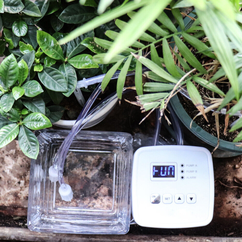 Universal USB/Battery/Power Supply Timing Watering Device fits for Yard Garden