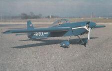 1/5 Scale Stephens Acro Aerobatic Plane Plans,Templates, Instructions