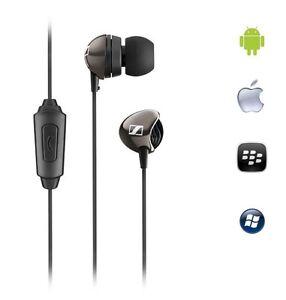 SENNHEISER CX275s EARPHONE WITH MIC+UNIVERSAL HEADSET FOR MOBILE MUSIC & CALLING