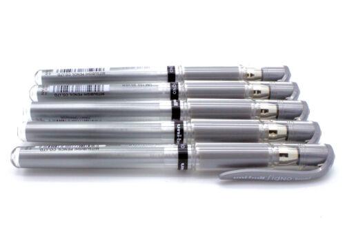 silber uni-ball Gel-Tintenroller SIGNO broad UM-153 Sparpack wählbar