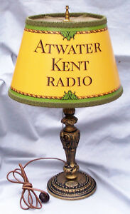Reproduction-Atwater-Kent-Lampshade