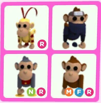 Neon Ninja Monkey Roblox Adopt Me Free Robux Generator Just Username