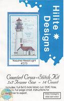 Cross Stitch Kit Historic Lighthouse Yaquina Head Light, Or Hd273 Sale