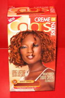 Creme Of Nature Permanent Gel Hair Color Kit 6.4 Bronze Copper Free Ship