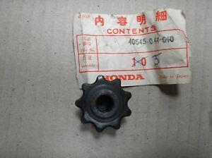 Honda-50-P50-PA50-roller-tensioner-chain-sprocket-40545-044-040-genuine