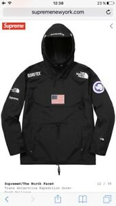 db16d59fc9d0 Image is loading Supreme-x-The-North-Face-X-Goretex