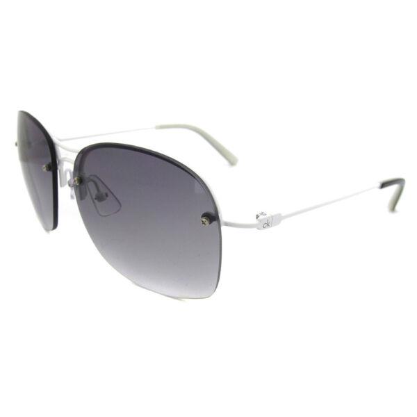 Abundante Calvin Klein Gafas De Sol 2122 270 Blanco Gris