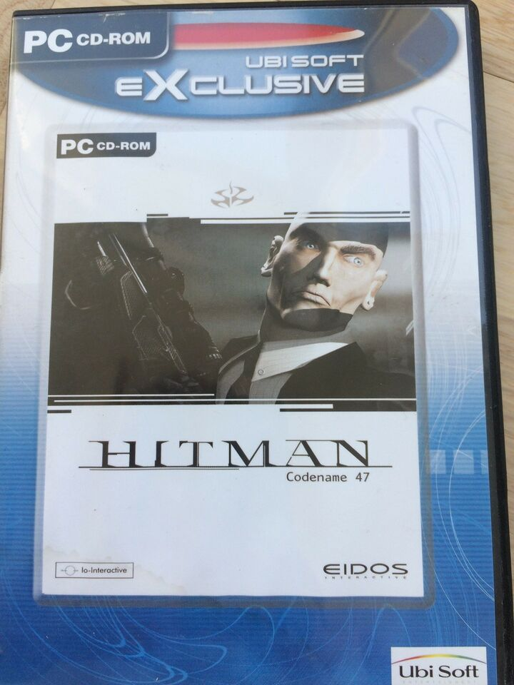 Hitman, til pc, action