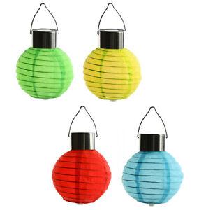 LED-Solar-Lampion-4er-Set-versch-Farben-Gartenlampion-zum-haengen
