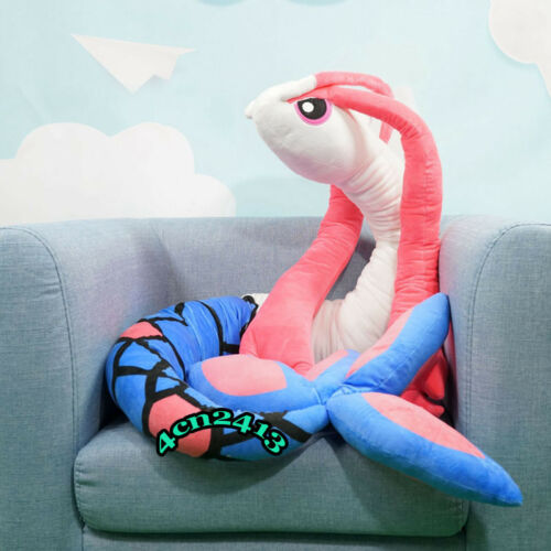 Handmade Pokemon Milotic Plush Doll Poke Toy Exclusive Life Size 200cm Gift