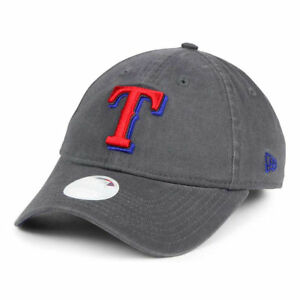 Image is loading Texas-Rangers-MLB-Womens-Preferred-Pick-Gray-Baseball- 6d6c021643