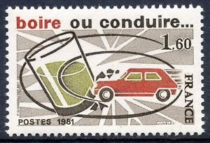STAMP-TIMBRE-FRANCE-NEUF-N-2159-SECURITE-ROUTIERE