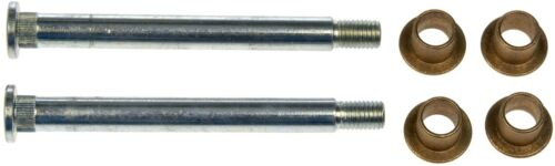 Door Hinge Pin /& Bushing Kit-and Bushing Kit Carded Front Dorman 38487