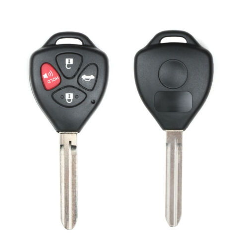 303MHz 4C chip Upgraded Remote Key for Toyota Tacoma 1995-2004 FCC:BAB237131-056