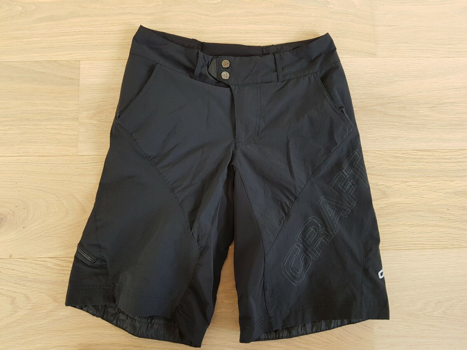Craft MTB Cycling Shorts Trail trousers Trekking Hiking PANTS Dimensione S