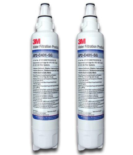 2 X 3M FC02 AP2-C401-SG Burco Caldera de agua filtro de repuesto compatible AKR109