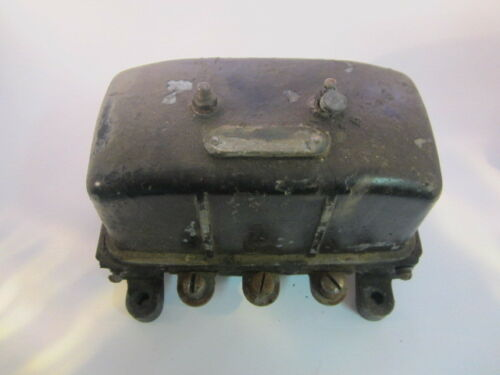 Willys MB GPW G503 Regulator Dodge WC Serie Take Out Not Tested 6 volt only
