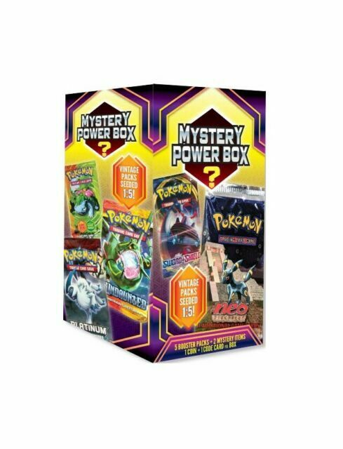 Pokemon Itm0005923 Mystery Box 7 For Sale Online Ebay