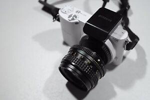Mamiya-E-Sekor-E-mount-50mm-F1-7-fast-lens-objektiv-lente