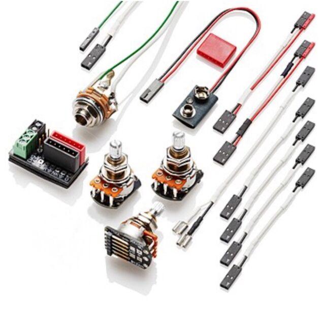 Magnificent Emg Pj Kit Solderless Conversion Wiring Pickup Set For Sale Online Wiring Cloud Brecesaoduqqnet