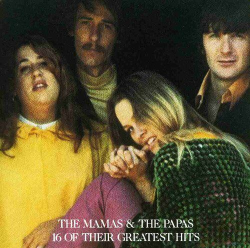 The Mamas & the Papa - Their 16 Greatest Hits [New CD]
