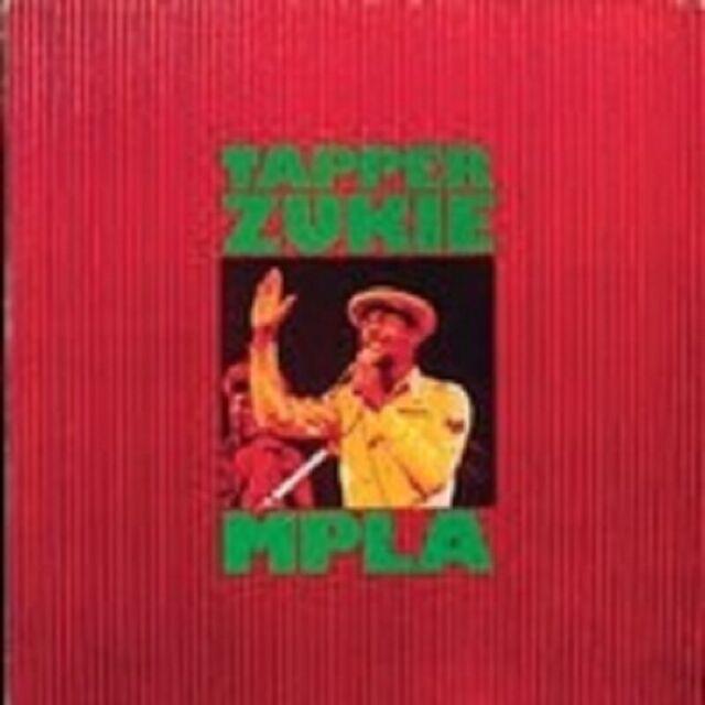 """TAPPER ZUKIE """"MPLA"""" CD NEUWARE"""