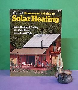 Homeowner-039-s-Guide-to-Solar-Heating-Sunset-Books-USA-home-amp-garden-technology
