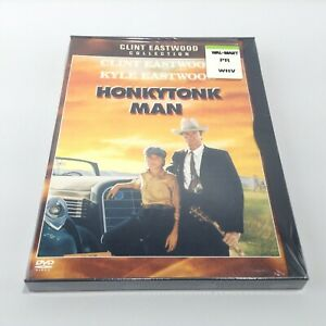 HONKYTONK MAN (DVD, 2003, Clint Eastwood Collection) BRAND NEW SEALED