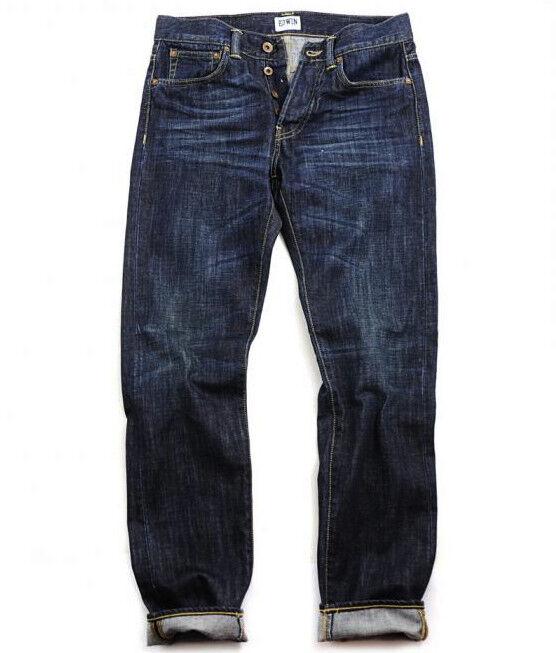 Jeans Edwin ed 80 slim (blau Brenner- blau dunkel) w31 L34 (i004539 152)     | Guter weltweiter Ruf  | Die erste Reihe von umfassenden Spezifikationen für Kunden  | Sonderkauf