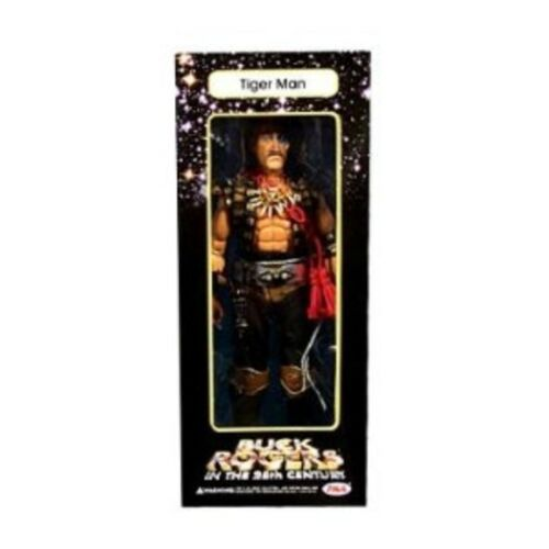 Buck Rogers in the 25th Century S1 Tiger Man 9 inch Action Figure MINT Mego
