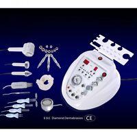 Portable 6-1 Diamond Microdermabrasion Peel Machine LED BIO Dermabrasion Peeling